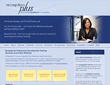 www.receptionplus.com.au