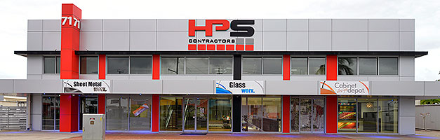 HPS Contractors New Website - RJ New Designs