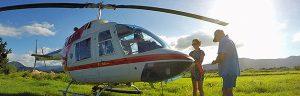Heli Tours North Queensland website
