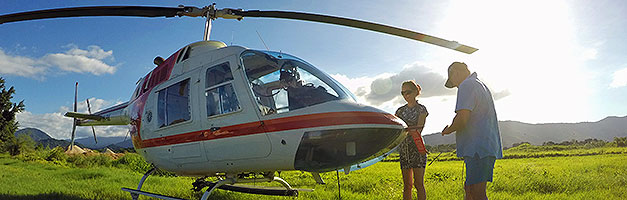 Heli Tours North Queensland website