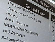 Virginia House Website