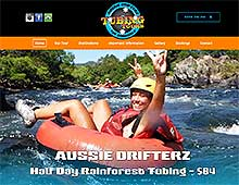 Aussie Drifterz Website