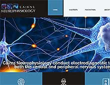 Cairns Neuro Website