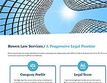 Bowen Law Services