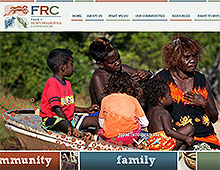 Family Responsibilities Commission Website