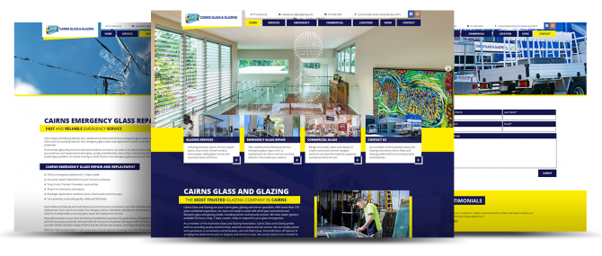 Cairns Glass & Glazing