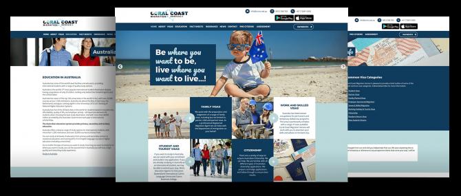 Coral Coast Migration Service