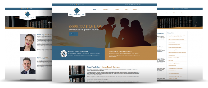 Cope Family Law