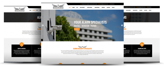 Cairns Security Websites