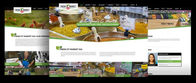 Fresh St Market IGA Atherton