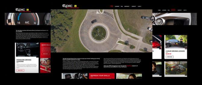 Epic Driving School