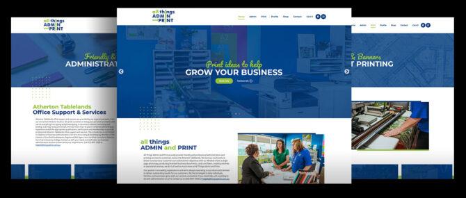 All Things Admin & Print