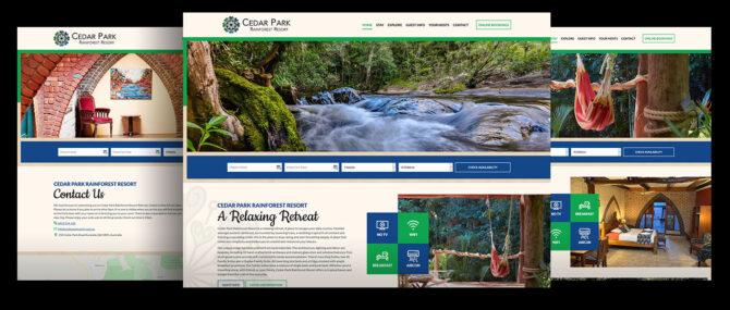 Cedar Park Rainforest Resort