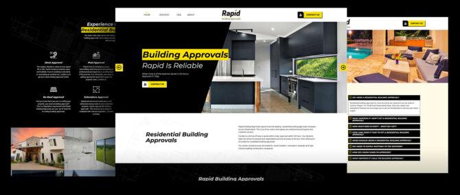 Rapid Building Approvals