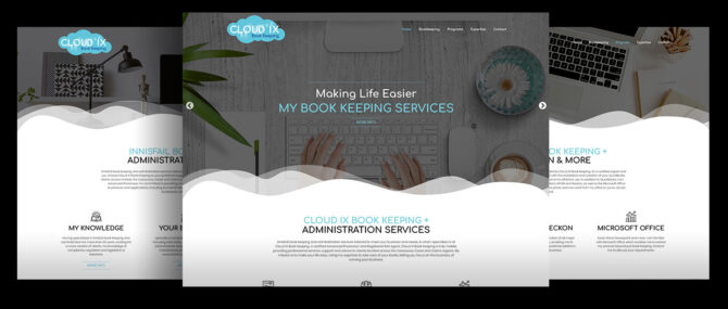Cloud IX Book Keeping