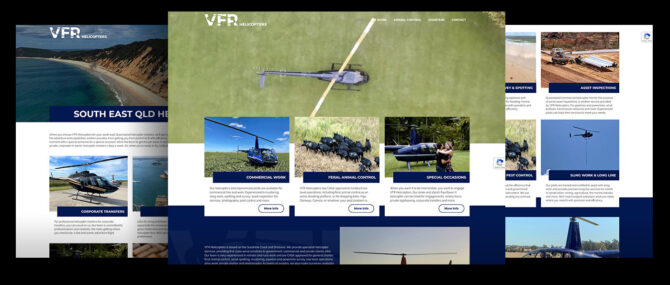 VFR Helicopters