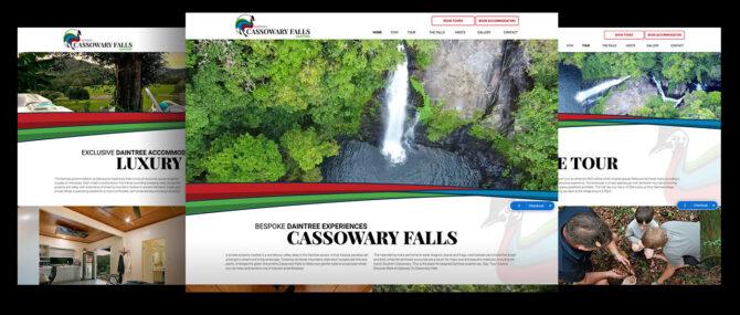 Gateway to Cassowary Falls