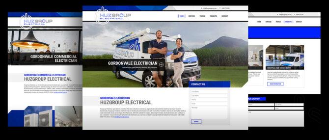 Huzgroup Electrical